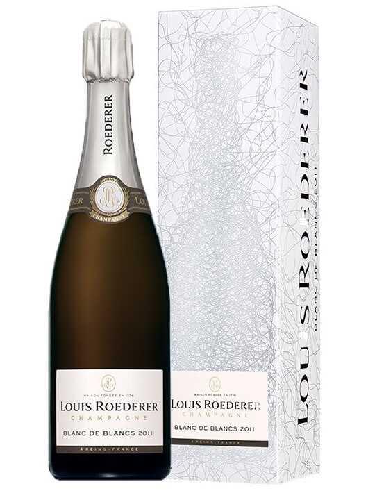 Louis Roederer Vintage 2011 blanc de blancs CHF85,00 Louis Roederer