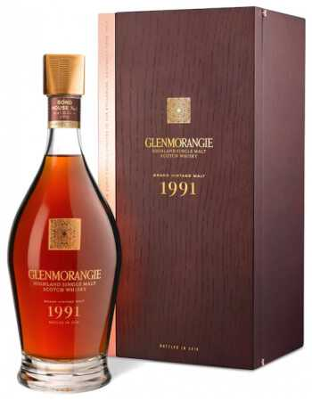 Whisky Glenmorangie GRAND VINTAGE MALT 1991 - 43% - 70 CL CHF699,00  Whisky Glenmorangie