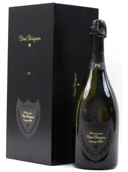 Dom Pérignon P2 vintage 1995 blanc CHF679,00 Dom Pérignon