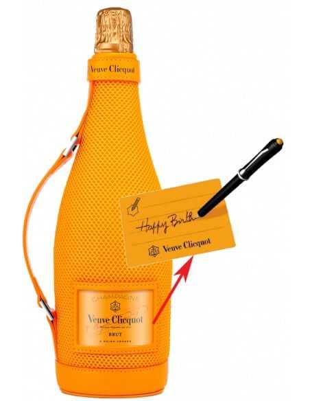 Veuve Clicquot Brut Carte Jaune Ice Jacket CHF50,90  Veuve Clicquot
