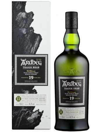 Whisky Ardbeg Traigh Bhan 19 Years Old - 46.2% - 70 CL CHF299,00 Whisky Ardberg