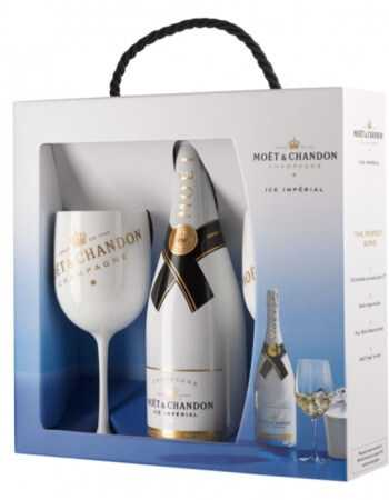 Moët & Chandon Ice Impérial Brut 75 CL + 2 acrylic glass CHF 69,00 Accessories
