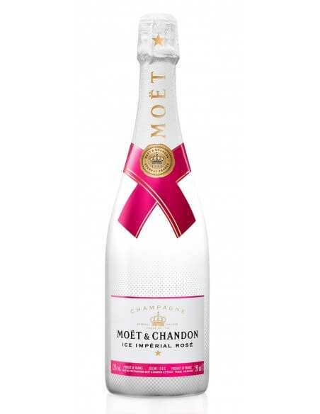 Moët & Chandon Ice Impérial Rosé 75 CL + 2 acrylic glass CHF84,00 Accessories
