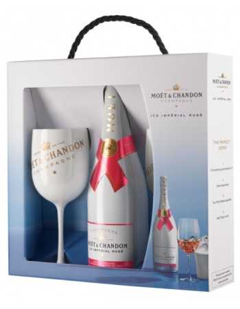 Moët & Chandon Ice Impérial Rosé 75 CL + 2 acrylic glass CHF 84,00 Accessories