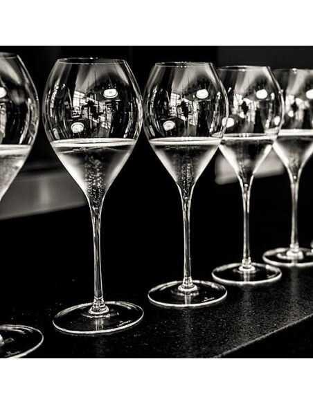 Dom Pérignon 6 Glasses & 2 Giftbox Brut 2008 & Rosé 2006 LENNY KRAVITZ LIMITED EDITION - 2 x 75 CL CHF618,00 Home