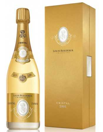 Cristal Louis Roederer Collection privée late degorged 2005 blanc CHF 249,00 Cristal Louis Roederer