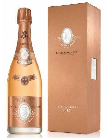 Cristal Louis Roederer Vintage 2012 rosé CHF529,00  Cristal Louis Roederer