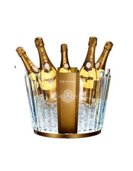 Cristal Louis Roederer Ice Bucket Big Size With Light CHF 599,00 Accessories