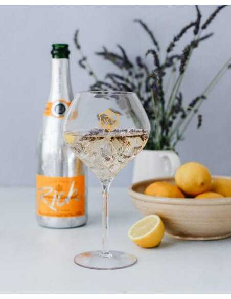 Veuve Clicquot 2 Veuve Clicquot champagne on Ice glasses CHF 40,00 Home