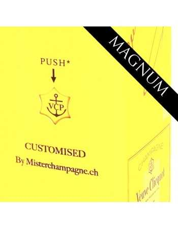Veuve Clicquot Yellow label brut & Personal Engraving GIFTBOX - 150 CL CHF 134,00 PERSONALISATION