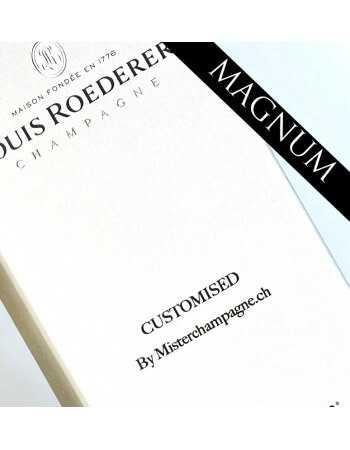 Louis Roederer LOUIS ROEDERER Brut Premier & Gravure personnel du GIFTBOX - 150 CL CHF134,00  PERSONNALISATION