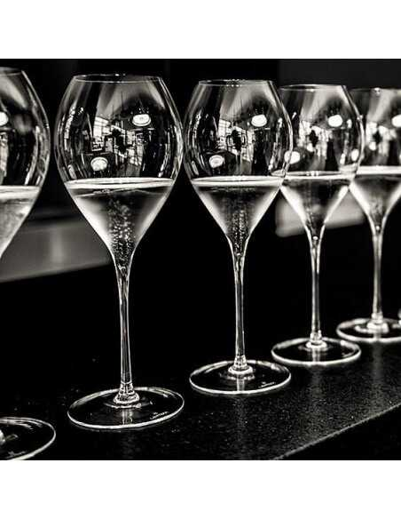 Champagne 6 luxury glasses LEHMANN 41cl CHF60,00 Accessories