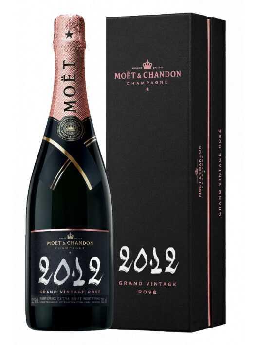 Moët & Chandon Grand Vintage 2012 rosé CHF75,00 Moët & Chandon