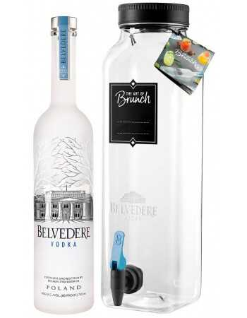 Vodka Belvedere PURE & BRUNCH COCKTAIL JAR LIMITED EDITION - 40% - 70 CL CHF 69,00 product_reduction_percent Vodka Belvedere