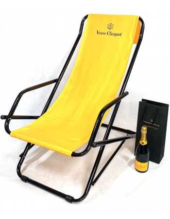 Veuve Clicquot Package Yellow Sun + 1 Sunchair Free CHF 434,00 Home