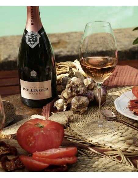 BOLLINGER Brut Rosé CHF 65,00 Others champagne
