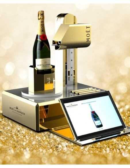 Moët & Chandon Magnum Impérial Rosé Gold Printing - 150 cl CHF139,00 Moët & Chandon