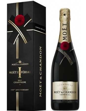 Moët & Chandon Impérial brut with Limited Edition Giftbox CHF 42,50 Moët & Chandon