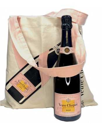 Veuve Clicquot Package Canvas BAG & 2 Giftbox Rosé - 75 CL CHF 168,80 product_reduction_percent Veuve Clicquot