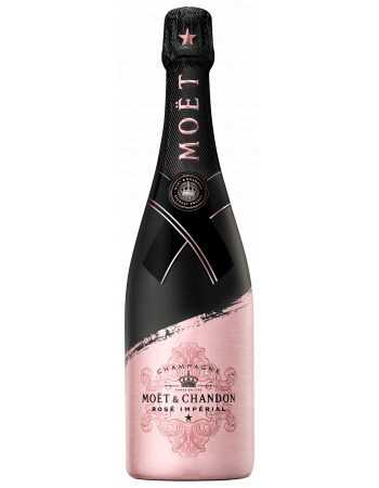Moët & Chandon Impérial Rosé LIMITED EDITION Signature - 75 CL CHF 59,90  Moët & Chandon