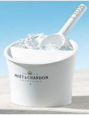 Moët & Chandon Ice Acrylics 1 Seau à Glaçons & 1 Pelle à glaçons CHF60,00  Champagne On Ice