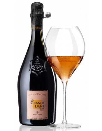 Veuve Clicquot Package 2 Glasses Prestige & Vintage 2008 Rosé La grande dame - 75 CL CHF 359,00 product_reduction_percent Veu...