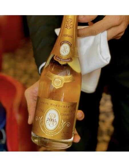 Cristal Louis Roederer Collection privée late degorged 2005 blanc CHF 239,00 Cristal Louis Roederer