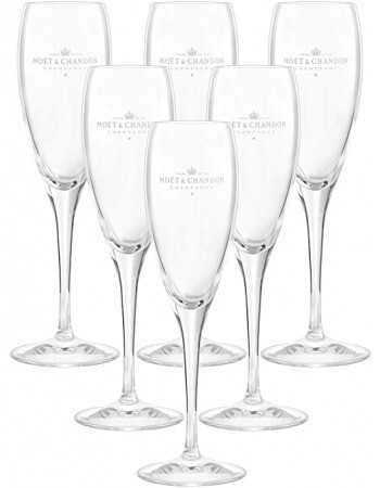 Moët & Chandon 6 glasses for champagne CHF 60,00 Accessories