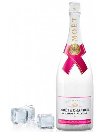 Moët & Chandon Ice Impérial rosé CHF 65,00  Champagne On Ice