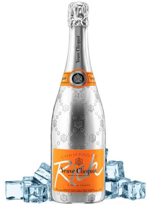 Veuve Clicquot Rich brut ice CHF 60,00 product_reduction_percent Veuve Clicquot