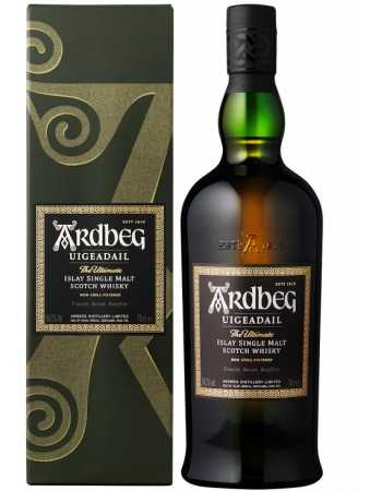 Whisky Ardbeg UIGEADAIL Single Malt - 54.2% - 70 CL CHF 85,00  Whisky Ardberg
