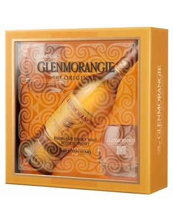Whisky Glenmorangie The Original & 2 Limited Edition Glasses - 40% - 70 CL CHF 49,00  Whisky Glenmorangie