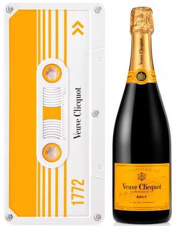 Veuve Clicquot Retro Chic Tape Limited Edition - 75 CL CHF59,00  Veuve Clicquot