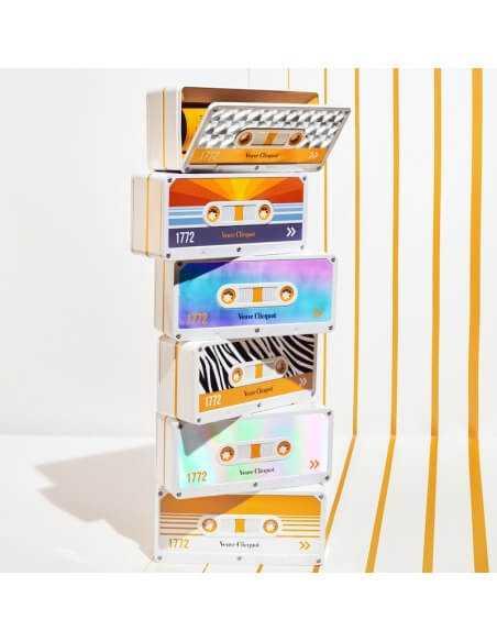 Veuve Clicquot Zebra Retro Chic Tape Limited Edition - 75 CL CHF59,00  Veuve Clicquot