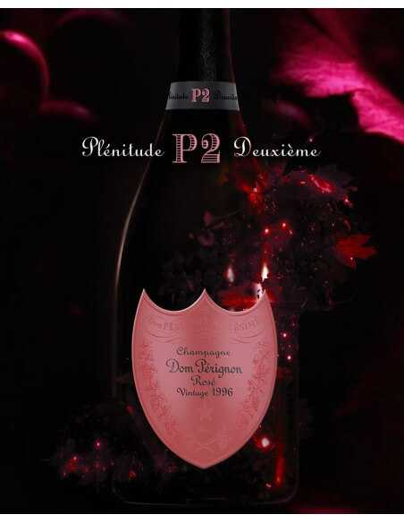Dom Pérignon P2 vintage 1996 rosé CHF1399,00  Dom Pérignon