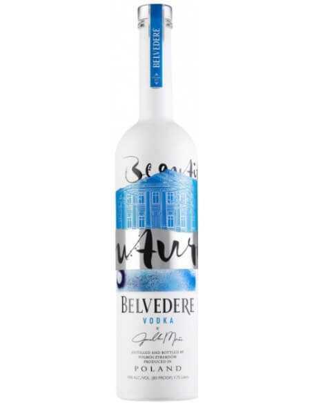 Vodka Belvedere MAGNUM PURE JANELLE LIMITED EDITION - 40% - 175 CL CHF149,00  Vodka Belvedere