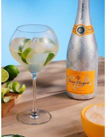 Veuve Clicquot Set : 2 verres à cocktail neutres 75 CL + 1 Rich Ice - 75 CL CHF 90,00 product_reduction_percent Veuve Clicquot