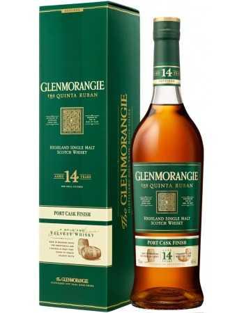 Whisky Glenmorangie Quinta Ruban 14 years - 46% - 70 CL CHF63,00 Luxury Spirits