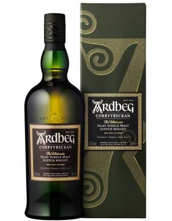 Whisky Ardbeg CORRYVRECKAN ISLAY SINGLE MALT - 57.1% - 70 CL CHF 89,00  Whisky Ardberg