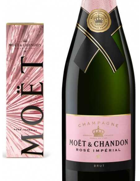 Moët & Chandon Impérial rosé Festive Giftbox CHF 59,90 Moët & Chandon