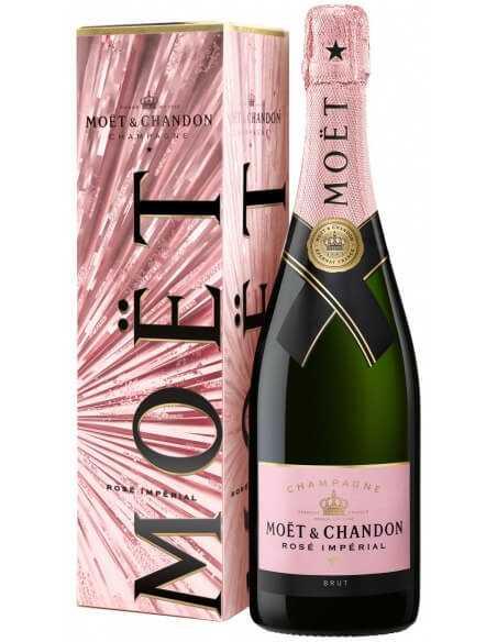 Moët & Chandon Impérial rosé Festive Giftbox CHF61,90 Moët & Chandon
