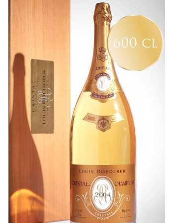 Cristal Louis Roederer Vintage 2004 blanc CHF9000,00  Cristal Louis Roederer