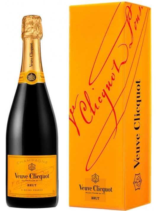 Veuve Clicquot Yellow Label brut CHF45,90  Veuve Clicquot