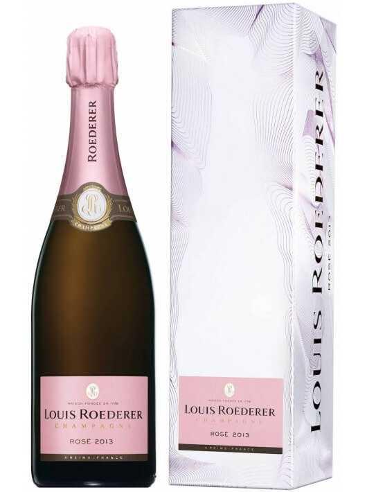 Louis Roederer Vintage 2013 rosé CHF79,00 Louis Roederer