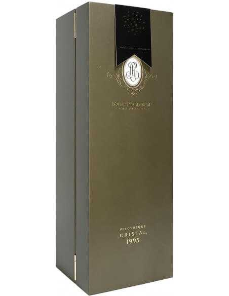 Cristal Louis Roederer Vinothèque 1995 Blanc 1,390.00  Cristal Louis Roederer