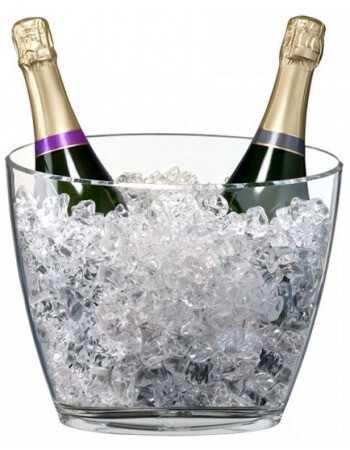 Champagne Eiskübel 2 Flaschen CHF29,00  Zubehör