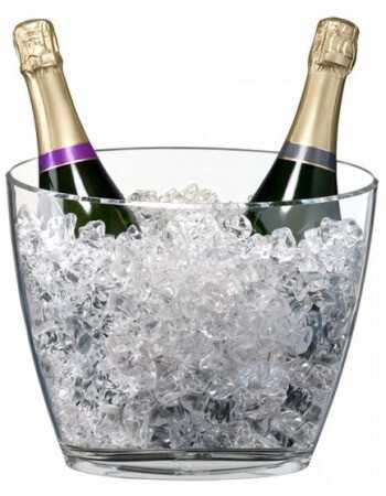 Champagne Ice Bucket 2 bouteilles CHF 29,00  Accessoires