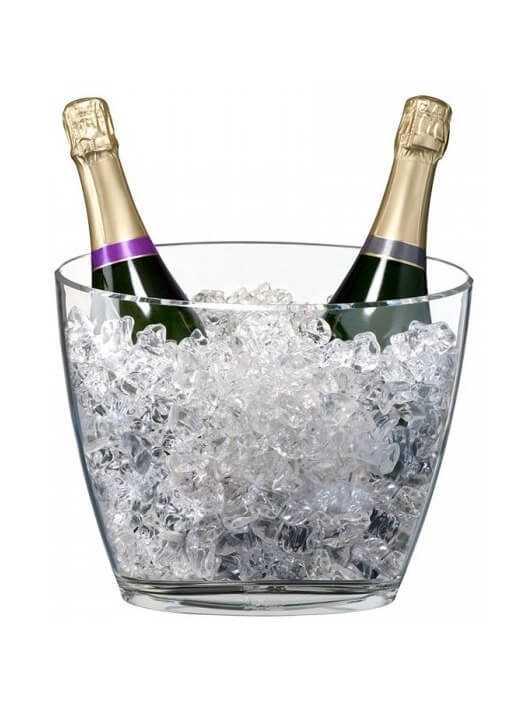 Champagne Seau à glace 2 bouteilles CHF29,00  Accessoires