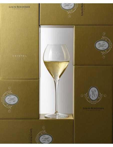 Cristal Louis Roederer Set 2 verres + 1 coffret Vintage 2012 blanc - 75 CL CHF255,00 product_reduction_percent Cristal Louis...