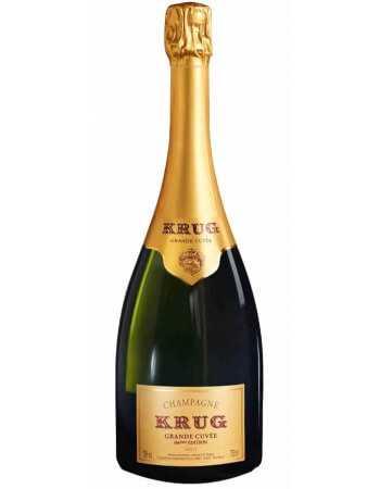 Krug 166e grande cuvée brut CHF195,00 Krug